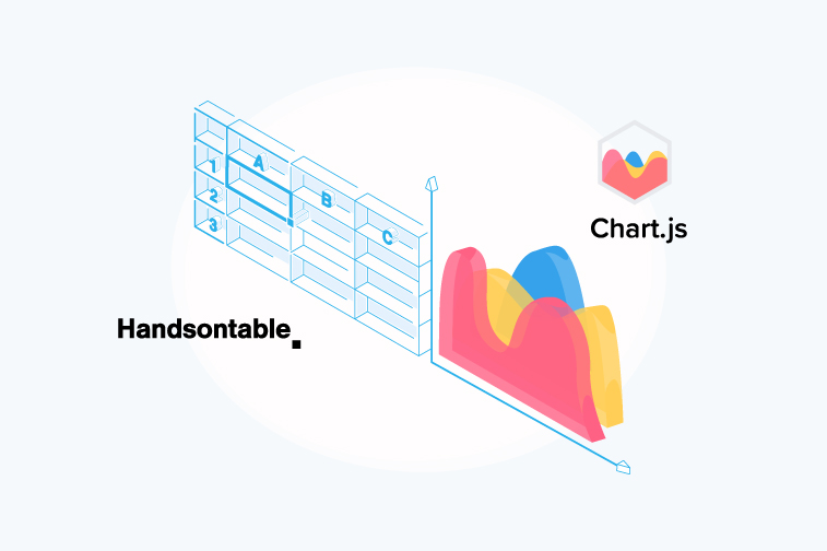 Handsontable - Integrating Handsontable with Chart js