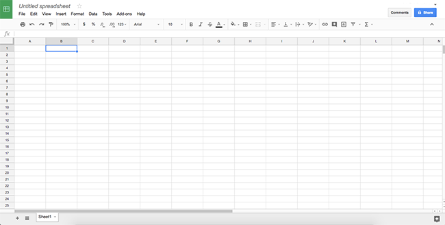 Handsontable - How the Spreadsheet UI Changed Over the Years