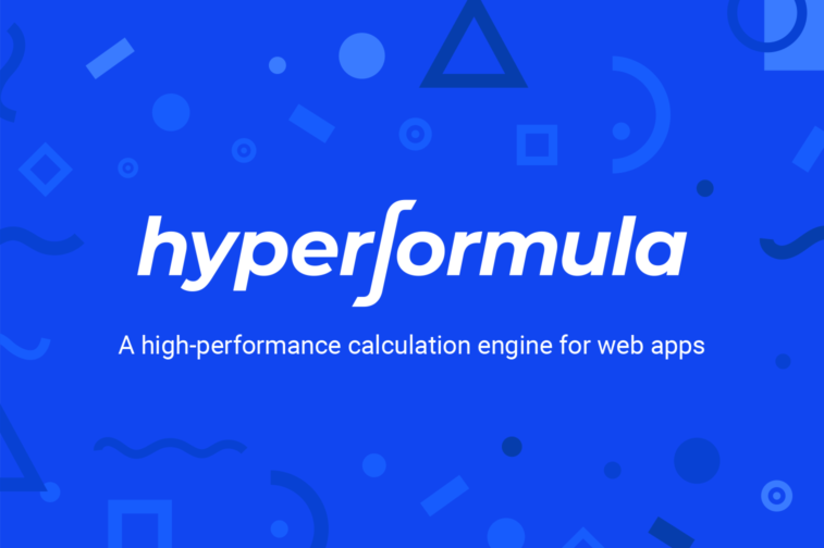 Introducing HyperFormula: a fast, Excel-like calculation engine for web apps