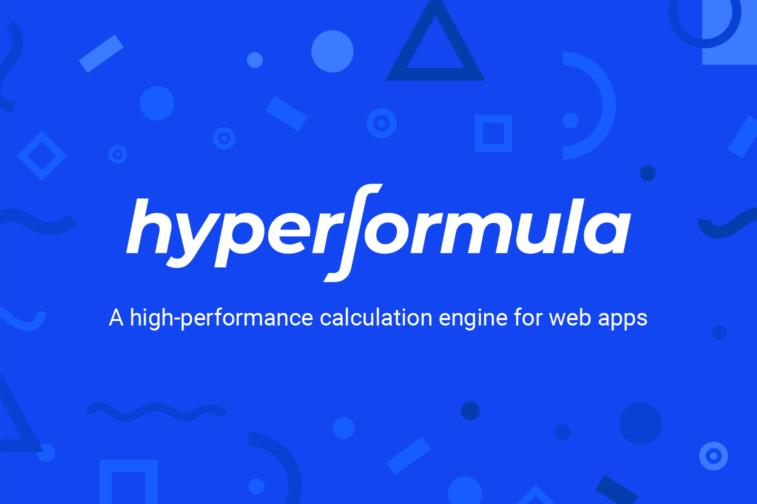 Introducing HyperFormula: a fast, multi-purpose calculation engine