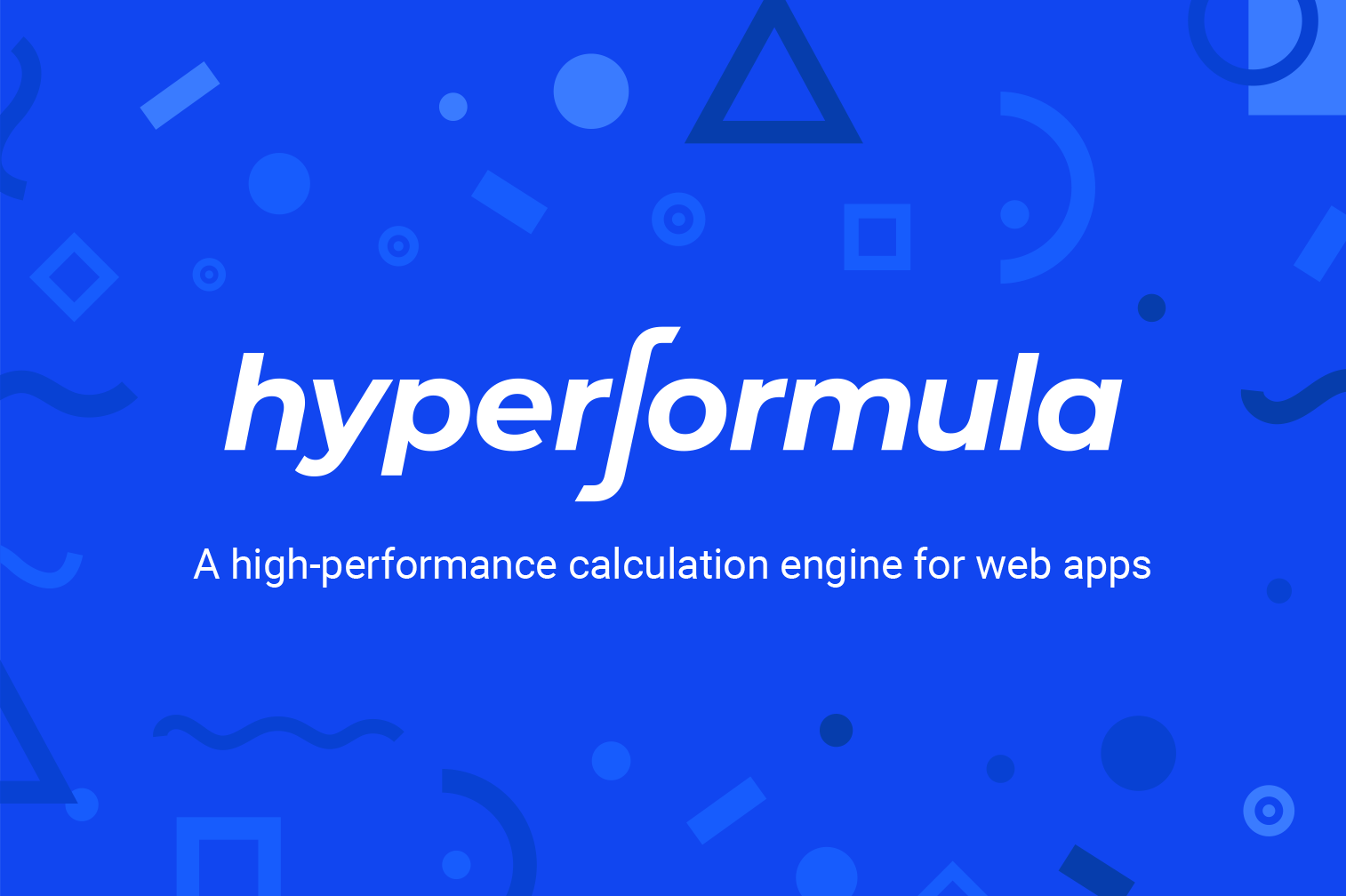 HyperFormula - a high-performance calculation engine for web apps