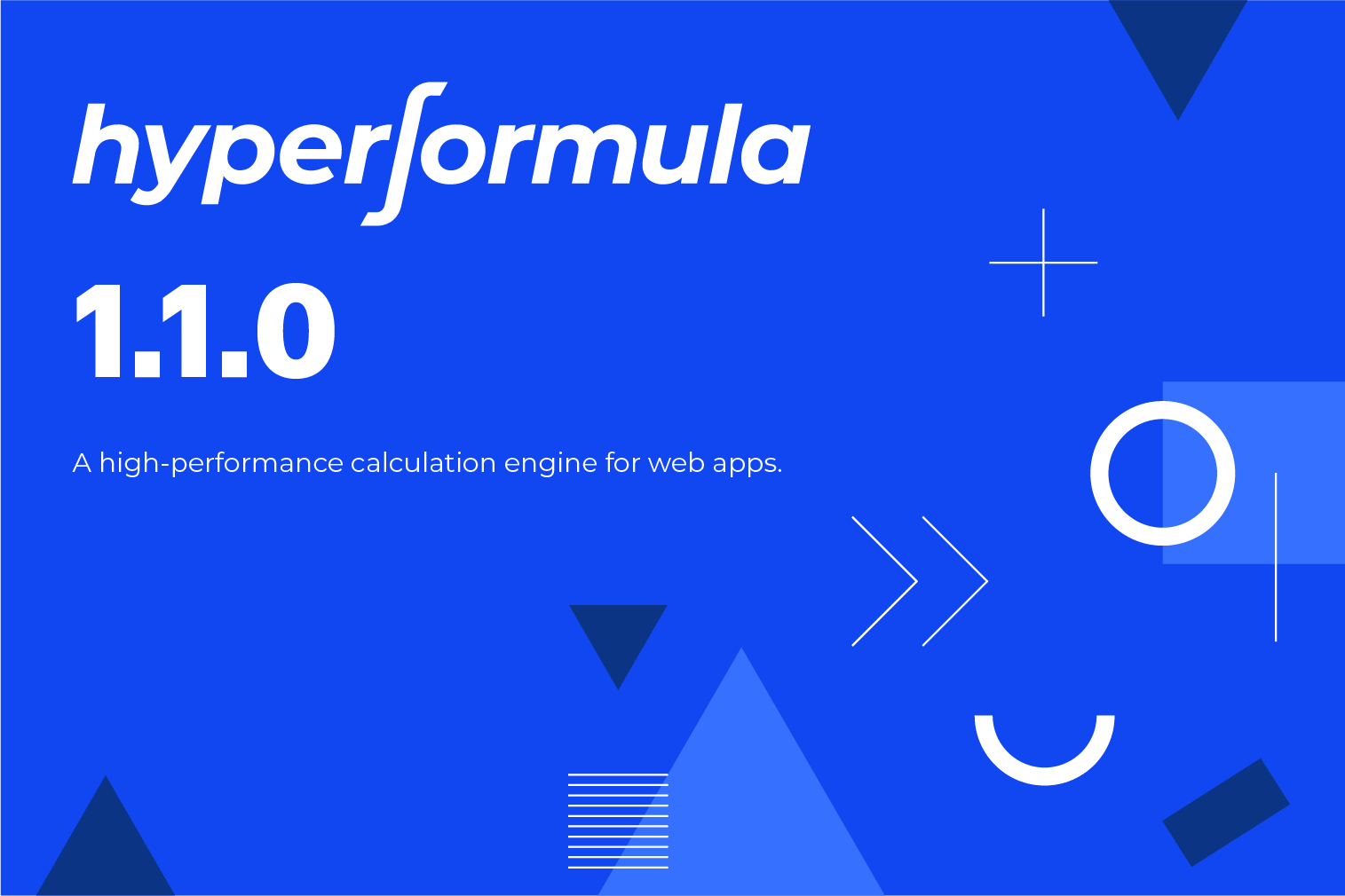 What's new in HyperFormula 1.1.0